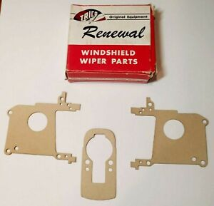 Cph Trico Vacuum Wiper Motor Gasket Set Buick Chevrolet Mercury Ford Jeep