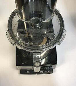 2 5 Qt Food Processor 120v Waring Commercial Wfp11s