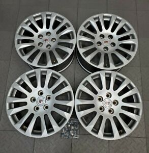 4669 Cadillac Cts 18 Factory Oem Alloy Wheels Staggered Set 2010 2014 22820067