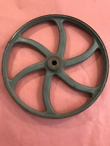Walker Turner 14 Bandsaw Lower Cast Iron Wheel Band Saw