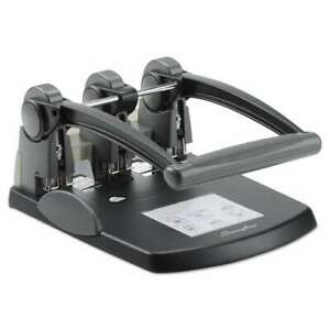 Swingline 300 sheet Extra High capacity Three hole Punch 9 32 074711741941