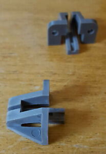Two Tektronix 351 0449 00 Circuit Card Guides From Sc504