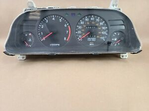 Ae101 Ae102 1994 Toyota Corolla With Rpm Gauge Instrument Cluster 290k