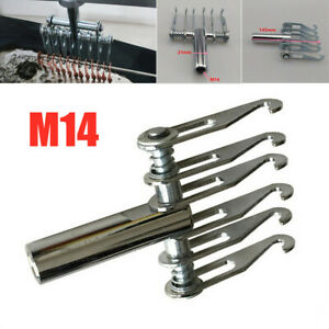 Dent Puller 6hook Head M14 Thread Dent Pulling Claw For Spot Welding Repair Tool