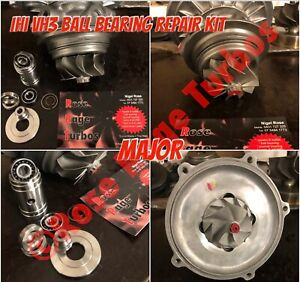 Rrt Major Ball Bearing Turbo Repair Kit Suits Ihi Rhf5 Vh3 8kj Snowmobiles
