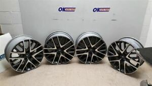 15 18 Lexus Rc F Sport Rc350 Oem 20 Spoke 10 Split Spoke Wheel Rim Set