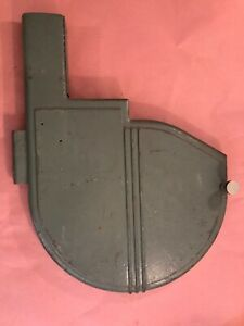 Walker Turner 14 Bandsaw Lower Wheel Cover Band Saw Bn1