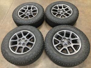 2020 Factory Jeep Gladiator Wheels Tires