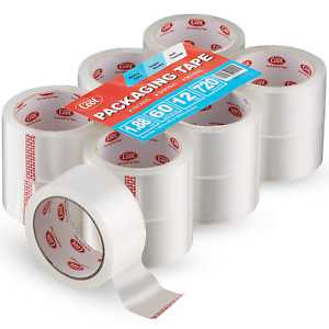 Best Clear Packing Tape Refill Rolls Bulk Wholesale 12 Pack Of 60 Yards 1 88 Nw