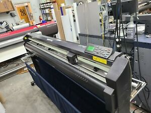 Graphtec Fc8000 160 64 Wide Format Cutter plotter