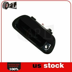 For 2000 2006 Toyota Tundra Back Rear Tailgate Handle W Key Hole To1915111