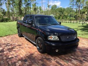 2002 Ford F 150 Harley Davidson Edition 5 4 Supercharged