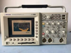 1pc Used Tektronix Tds3052 Oscilloscope 90 day Warranty By Dhl Or Ems g2433 Xh