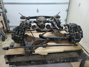 Corvette C2 C3 Complete Front And Rear Suspension Oem For 1963 1979