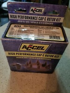Accel High Performance Cap And Rotor Kit Part 8233 New In Box Ford 302 5 0