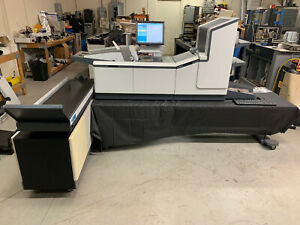 Formax 7200 neopost Ds200 High Production Folder Inserter