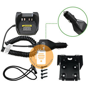 Rln6434a Vehicle Travel Charger For Motorola Apx6000 Apx6000xe Apx7000 Apx7000xe