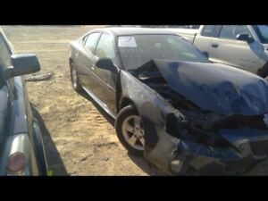 Driver Front Seat Bucket Ar9 Cloth Electric Fits 06 08 Grand Prix 3315409
