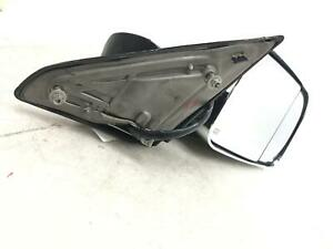 2011 2012 Dodge Ram 2500 Front Right Power Door Mirror W Trailer Tow Chrome Oem