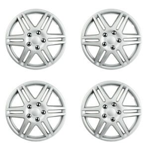 Custom Accessories Spider 16 Chrome Plated Wheel Covers Pack Of 4 Cus96907