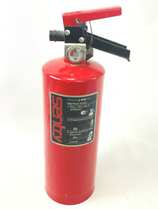 Ansul Sentry 10 Lb Abc Fire Extinguisher W Wall Hook Sy 0513