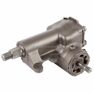 Manual Steering Gear Box For Toyota 4runner Hilux Pickup 4wd Ifs