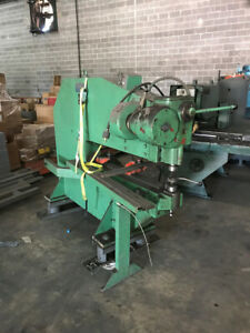 Pullmax P9 Nibbler Universal Shearing And Forming Machine