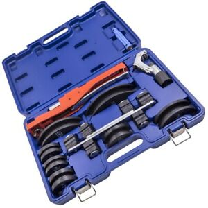 Tube Pipe Bender Cutter A c Refrigeration Ratchet Air conditioning Tool Set