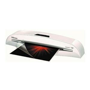 Fellowes Cosmic 2 125 Laminator With Pouch Starter Kit 12 5