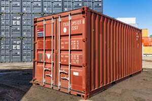 20ft Used Storage Container For Sale Cleveland Oh 4300