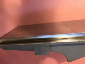 Vintage Walker Turner 6 Inch Jointer Outfeed Table Ij 202