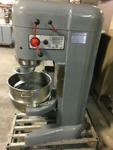 Mixer 80 Qt Hobart M 802 Commercial Refurbished