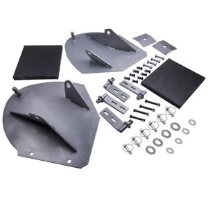 Snow Plow Wings Pro Wing 20 Extensions Extender For Pw22