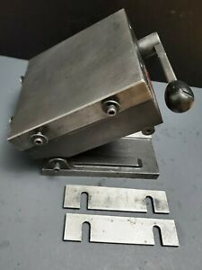 Suburban Permanent Magnetic Sine Plate 6 x6 Chuck Grinder Machinist Tool Mill