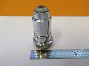Zeiss Germany Objective Planapo 25x 160 Microscope Part Optics As Pic a9 a 75