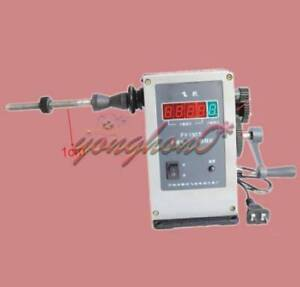 Fy 130 Electronic Manual Coil Winding Machine Coil Winder Coiling Machine 220v