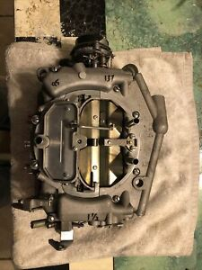 Thermoquad 6568 Carburetor Rebuilt W Built in Electric Choke And Mopar Linkage