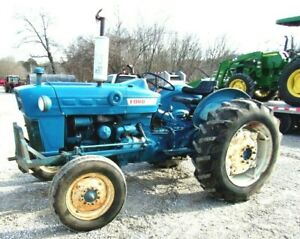 Ford 2000 Gas local Trade In 2 Wd free 1000 Mile Delivery From Ky