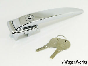 Vw Bug Door Handle Bug 1949 To 1955 Sg Code