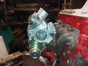 Volvo 19t Turbo Modified For 240 740 940 Redblock Engines Straight Flange