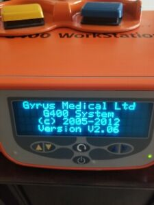 Gyrus Acmi G400 Generator Pk Technology With Footswitch A Condition