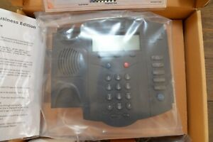 Polycom Soundpoint Ip 501 Sip Voip Phone 2200 11531 001 new In Box