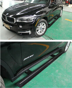 Deployable Electric Running Board Side Steps Fit For Bmw X5 F15 2014 2018