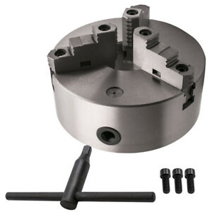 8 3 Jaw Self centering Lathe Chuck For Milling Internal Grinding K11 200a