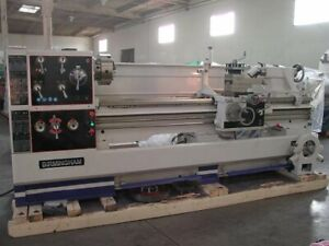 26 Swg 80 Cc Birmingham Ycl 2680 Engine Lathe D1 8 With 4 1 8 Spdl Bore