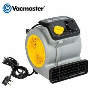 Vacmaster Powerful Blower 2 In 1 Air Blower Floor Dryer Air Mover For House H