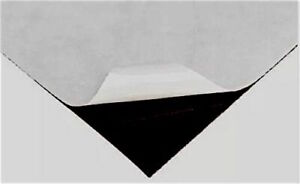 Self Adhesive Magnetic Sheet 8 5x11 Make Your Own Magnets Cut To Any Size Magnet