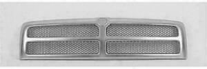 Chrome Grill Assembly For Dodge Ram 1500 Ram 2500 Ram 3500 Grille Ch1200178