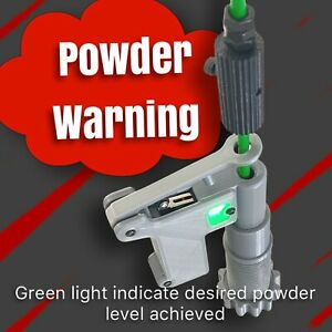 Hornady Press Low Powder Warning Device. LED Light Indicate Even Powder Drop AU $59.99