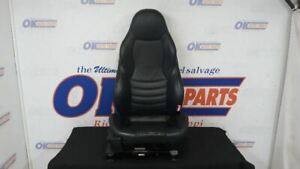 1999 Bmw M Roadster E36 Passenger Right Front Seat Black Leather Power Bucket